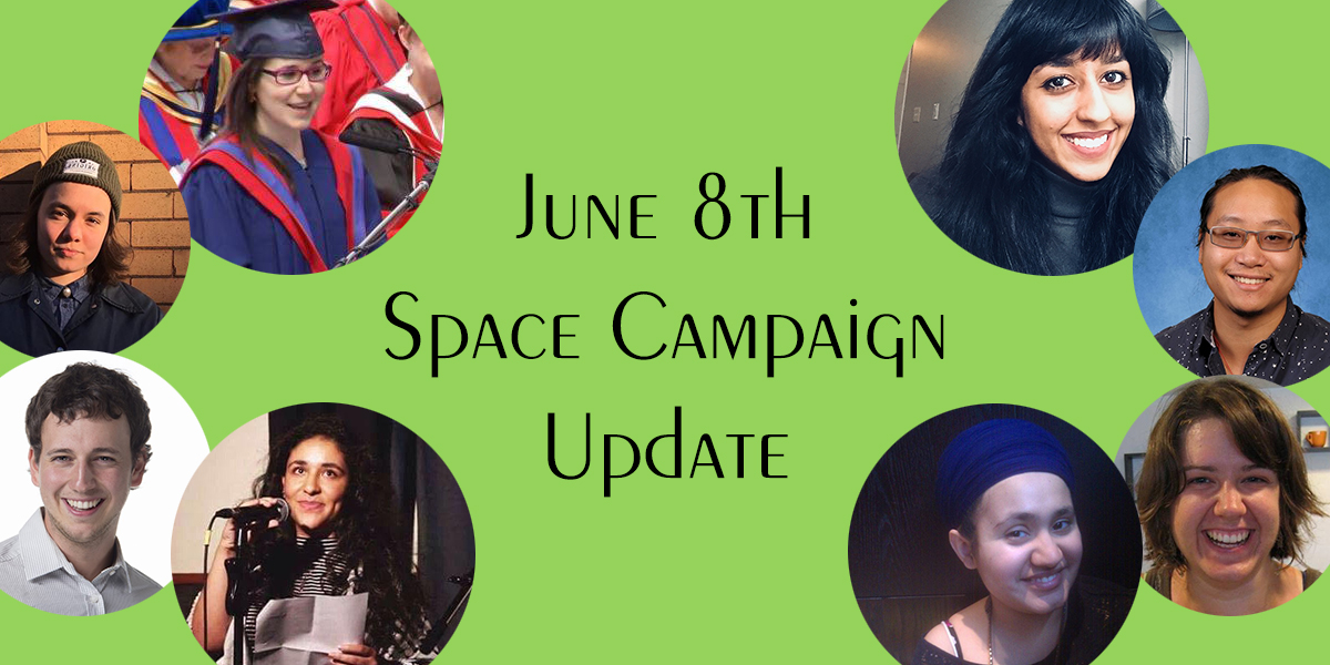 June 8th Space Campaign Update