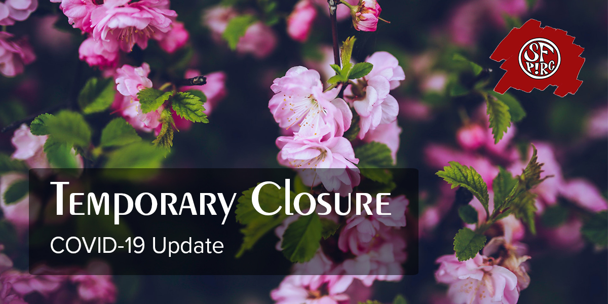 Temporary Closure: COVID-19 Update